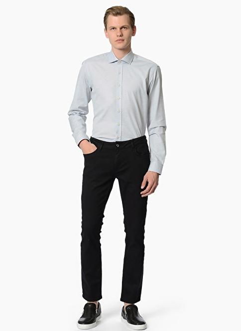 NetWork Uzun Kollu Gömlek Taş